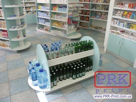 Подиум для магазинов